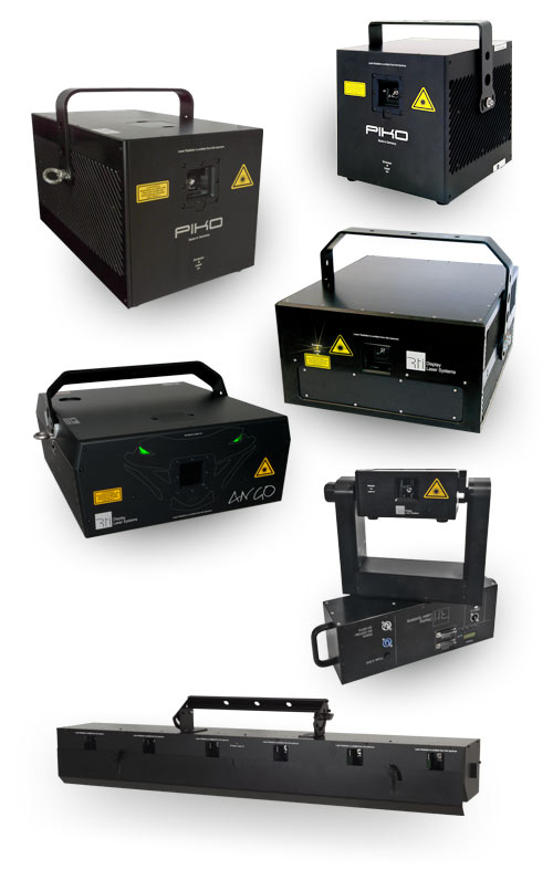 RTI laser products