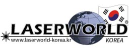 logo international laserworld korea